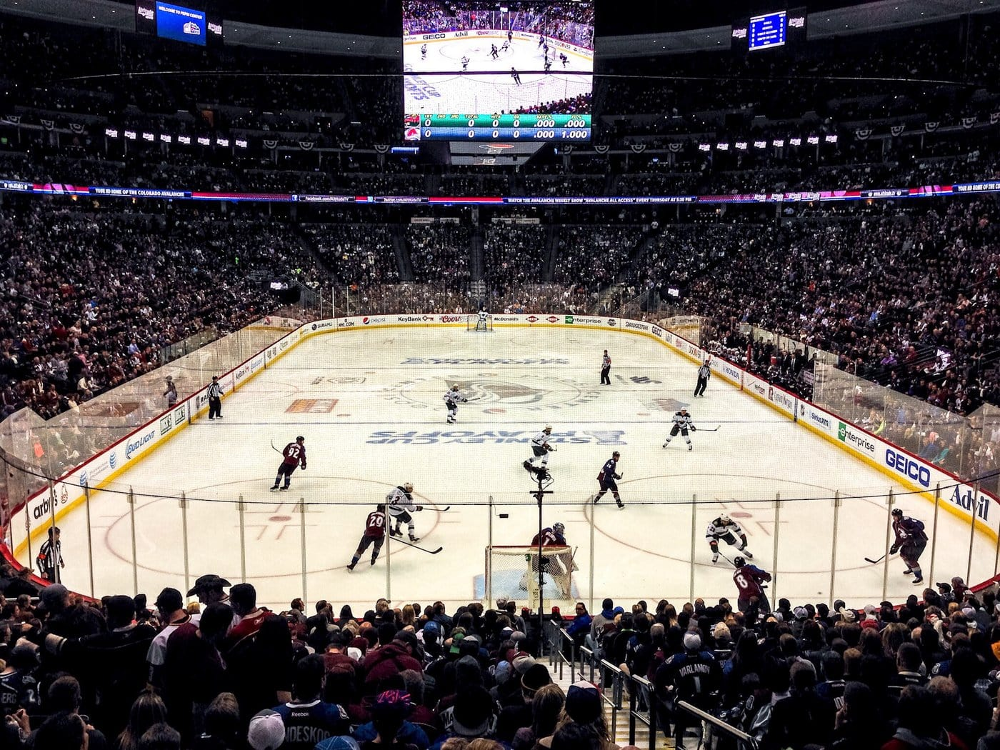 Ice hockey - 2014 Stanley Cup playoffs