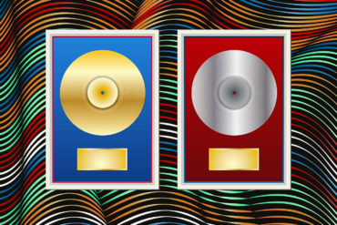 What makes a Gold or Platinum record?