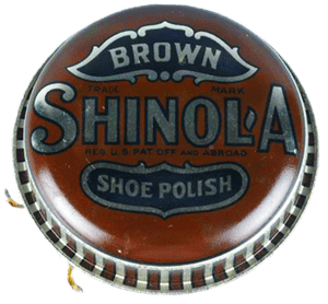 What is Shinola? This is.