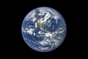 Planet Earth as of 2015 - Photo by NASA