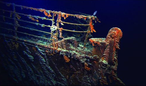Where can I see real Titanic artifacts? - FindersFree ...