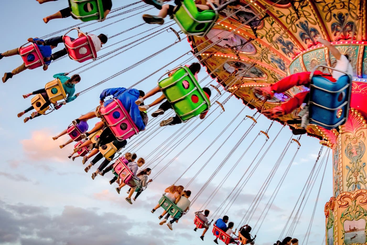 Carnival - amusement park ride