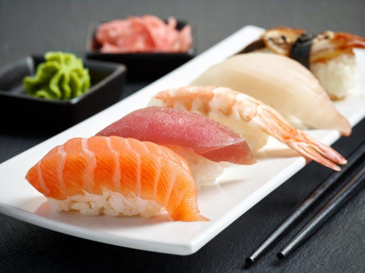 Is sushi safe - Food