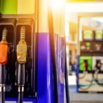 Gas station pumps - Octane gasoline choices