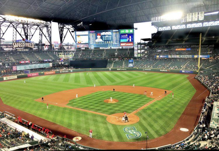 Seattle baseball field - Photo by karishmakiri via Twenty20