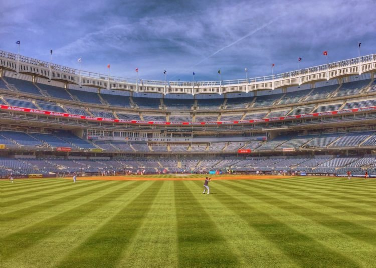 Yankee Stadium baseball field in New York - Photo by ssevans via Twenty20