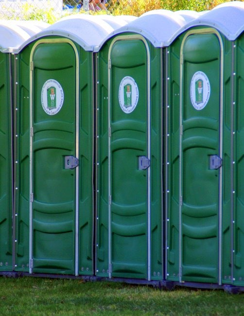 M And T Portable Toilets : What s that blue liquid in a porta potty findersfree