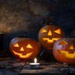 Jack o' Lanterns - Halloween pumpkins