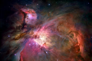 2006, Orion Nebula
