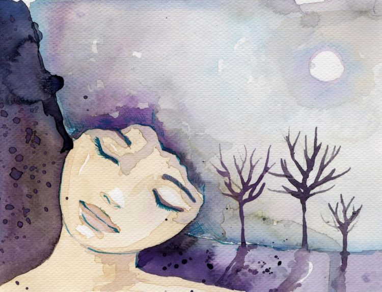 Sleeping and remembering dreams