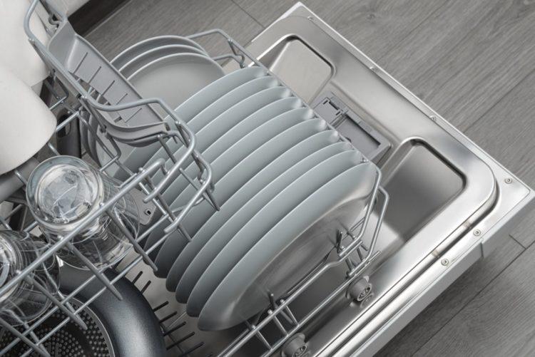 Home appliance in kitchen - Dishwasher