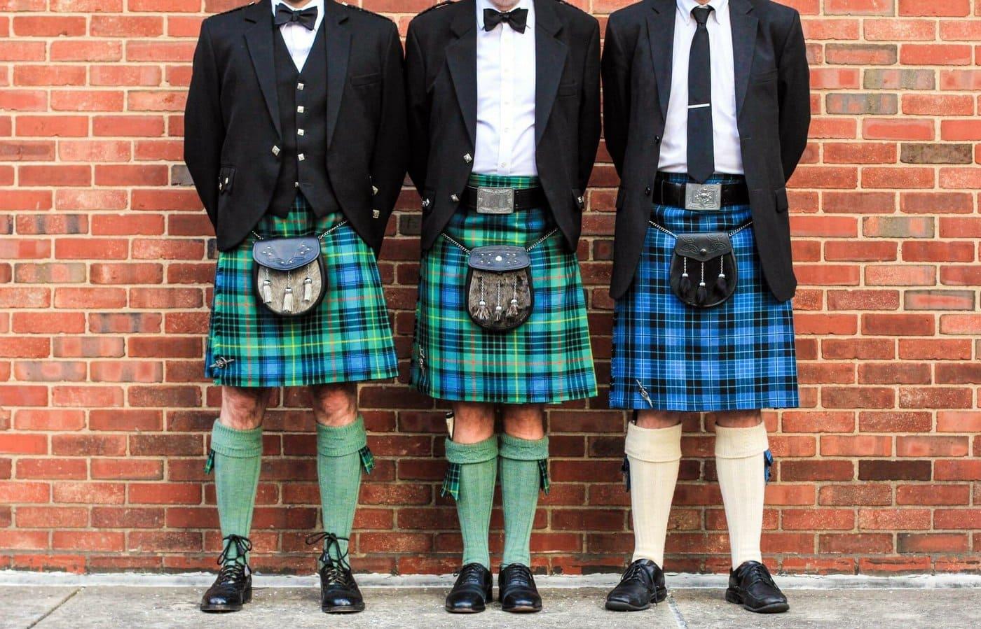 Kilts - Tartan - Plaid - Scottish and Irish Mc and Mac