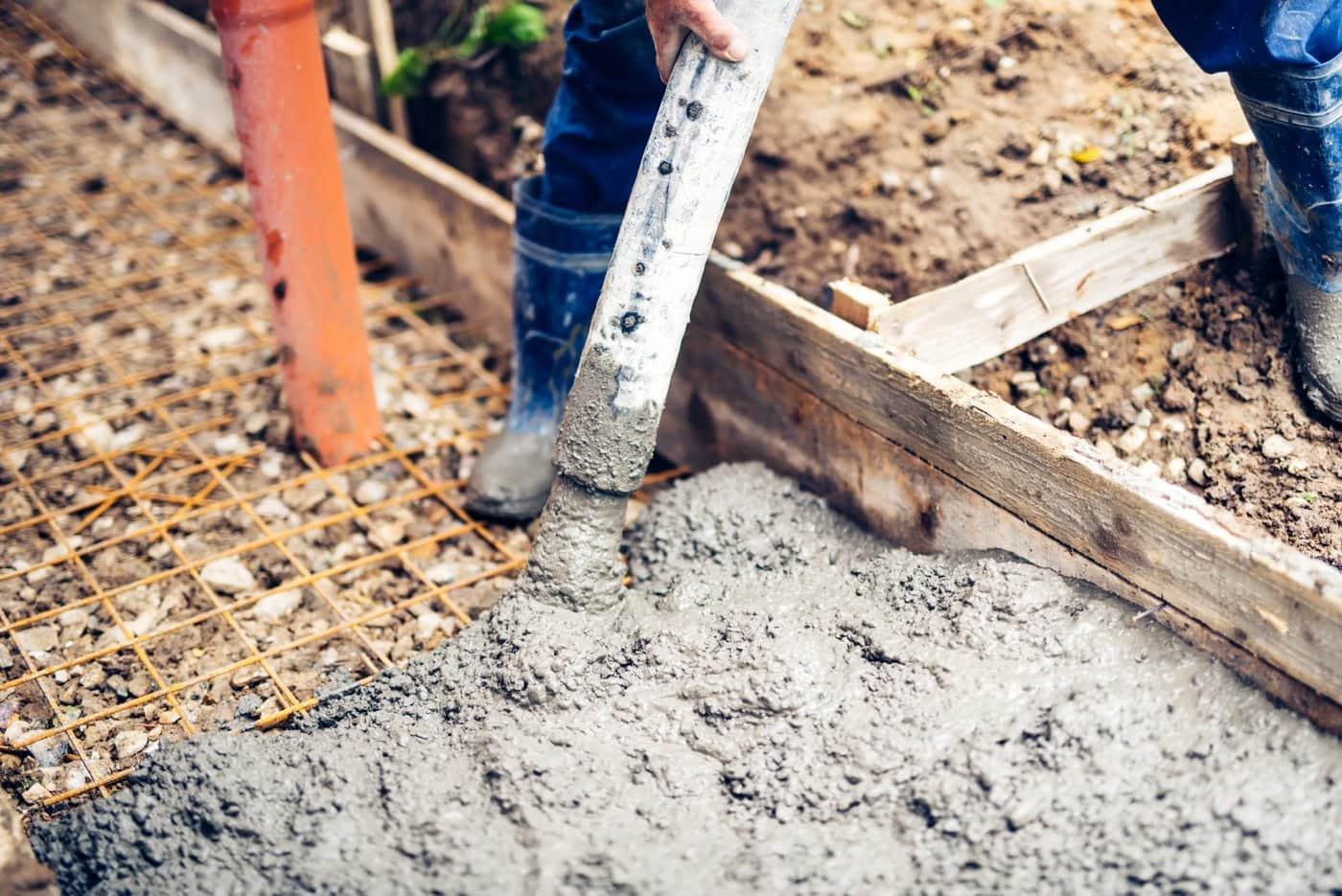 Concrete and cement - Construction